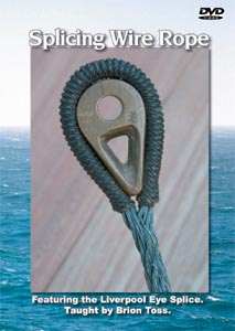 Brion Toss Yacht Riggers, Sailboat Rigging::Splicing Gear