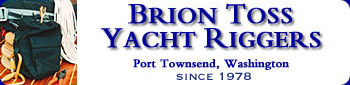 Brion Toss Yacht Riggers